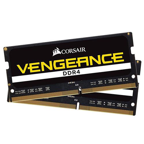 Corsair Vengeance SO-DIMM DDR4 32 Go (2 x 16 Go) 3000 MHz CL18 pas cher