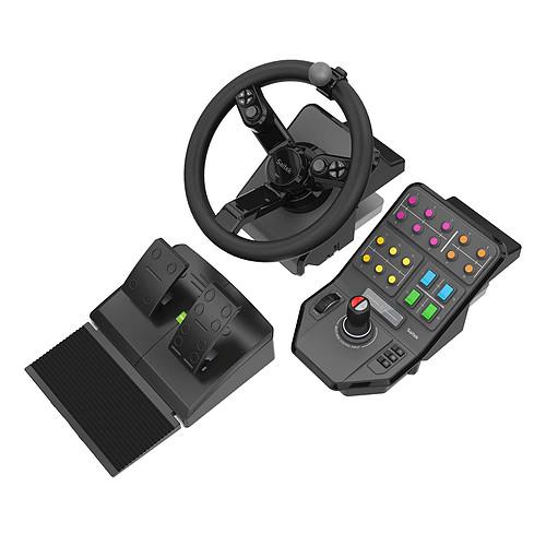 Logitech G Saitek Farming Simulator Controller pas cher