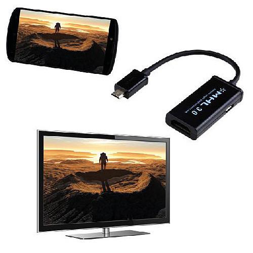 Adaptateur MHL 3.0 vers HDMI pas cher