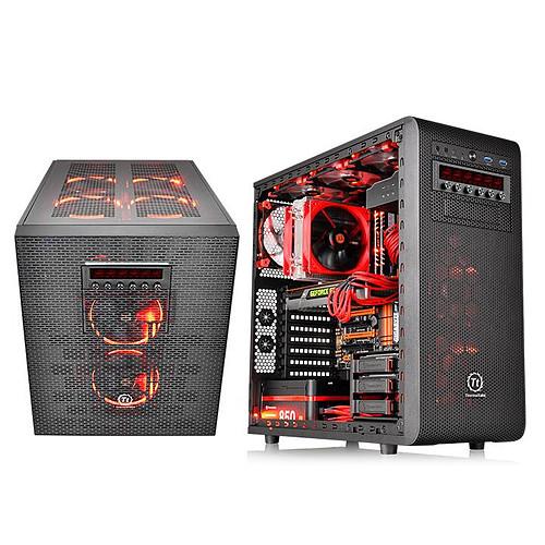 Thermaltake Commander F6 RGB pas cher