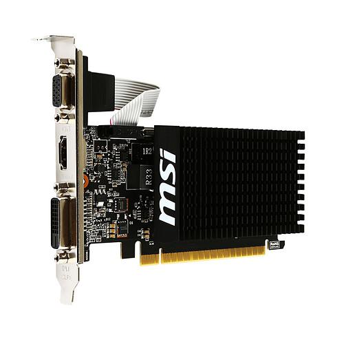 MSI GeForce GT 710 2GD3H LP pas cher
