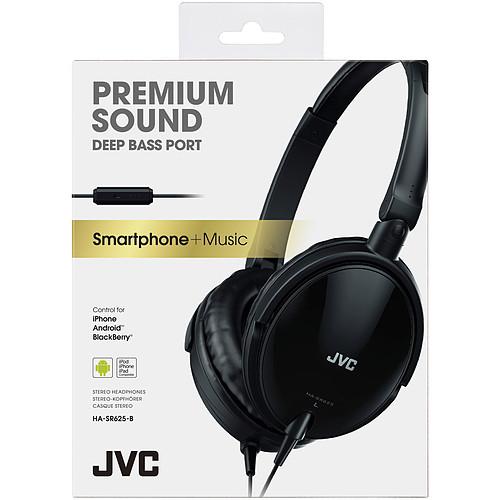 JVC HA-SR625 Noir pas cher
