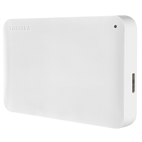 Toshiba Canvio Ready 1 To Blanc pas cher