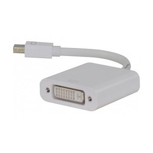 Convertisseur actif mini DisplayPort Mâle vers DVI-D pas cher