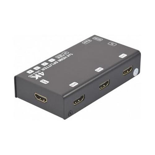 Splitter HDMI 2.0 4K & 3D (4 ports) pas cher