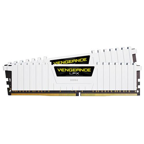 Corsair Vengeance LPX Series Low Profile 32 Go (2x 16 Go) DDR4 3000 MHz CL15 pas cher