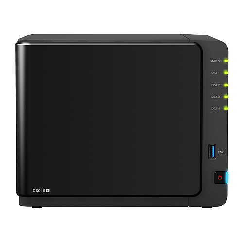 Synology DiskStation DS916+ pas cher