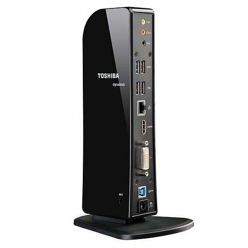Toshiba Dynadock U3.0 (PA3927E-3PRP) pas cher