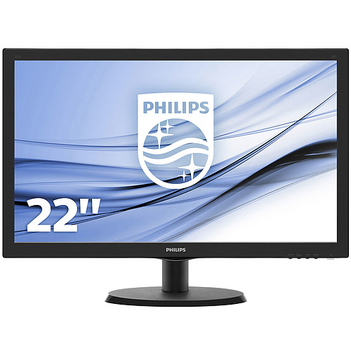 """Philips 21.5"""" LED - 223V5LSB2 pas cher"""
