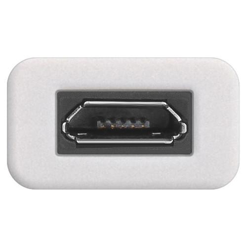 Adaptateur USB-C Mâle / Micro USB 2.0 B Femelle pas cher