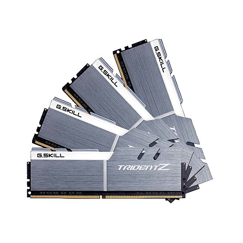 G.Skill Trident Z 32 Go (4x 8 Go) DDR4 3733 MHz CL17 pas cher