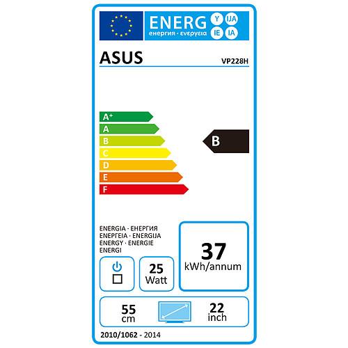 """ASUS 21.5"""" LED - VP228H pas cher"""