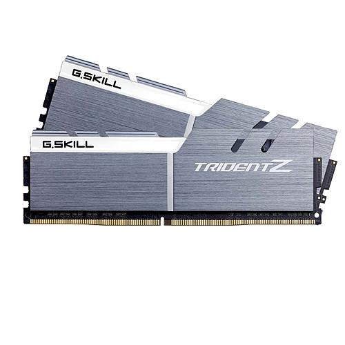 G.Skill Trident Z 32 Go (2x 16 Go) DDR4 4000 MHz CL19 pas cher