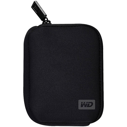 WD My Passport Carrying Case Noir pas cher