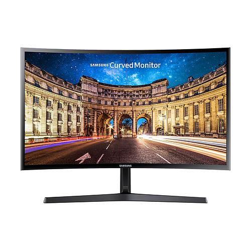 "Samsung 27"" LED - C27F396FH pas cher"