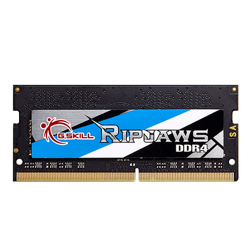 G.Skill RipJaws Series SO-DIMM 16 Go (2 x 8Go) DDR4 3200 MHz CL18 pas cher