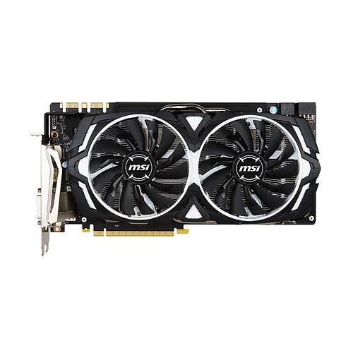 MSI GeForce GTX 1080 ARMOR 8G OC pas cher