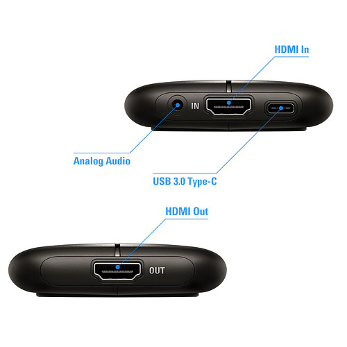 Elgato Game Capture HD60S pas cher