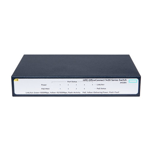 HPE OfficeConnect 1420 5G PoE+ pas cher