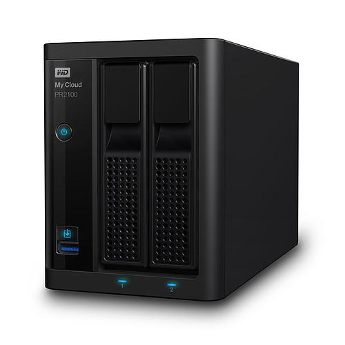 WD My Cloud Série Pro PR2100 (sans disque) pas cher