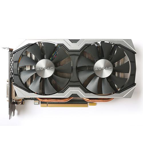 ZOTAC GeForce GTX 1060 AMP! Edition pas cher