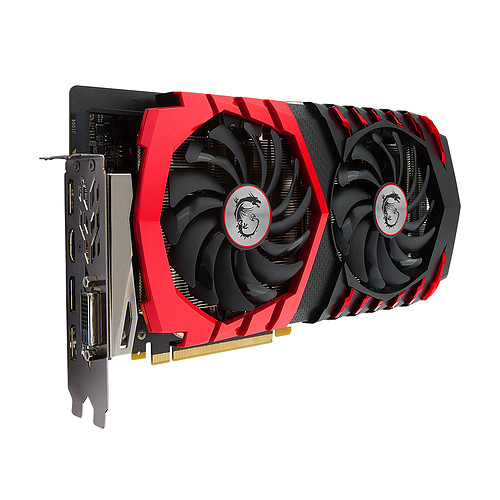 MSI GeForce GTX 1060 GAMING X 6G pas cher