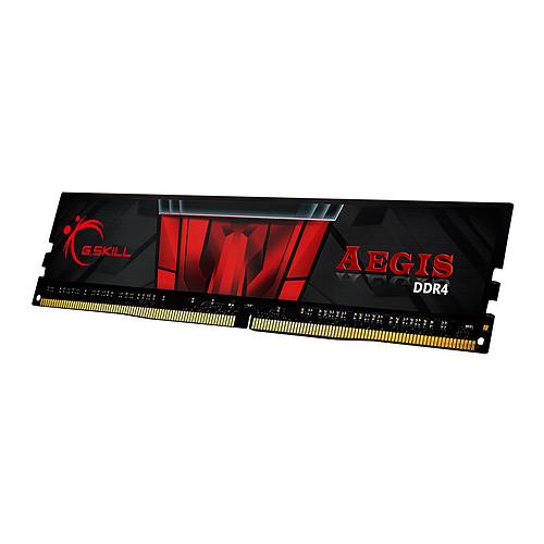 G.Skill Aegis 8 Go (1 x 8 Go) DDR4 3200 MHz CL16 pas cher