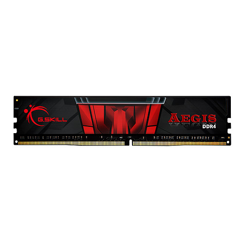G.Skill Aegis 16 Go (1 x 16 Go) DDR4 2666 MHz CL19 pas cher