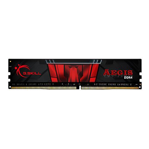 G.Skill Aegis 16 Go (2 x 8 Go) DDR4 3000 MHz CL16 pas cher