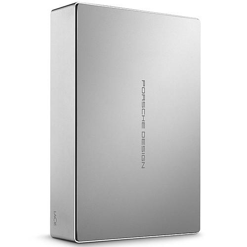 LaCie Porsche Design Desktop Drive 8 To (USB 3.1) pas cher