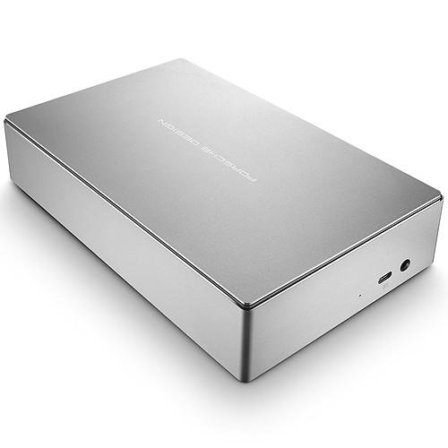 LaCie Porsche Design Desktop Drive 4 To (USB 3.1) pas cher