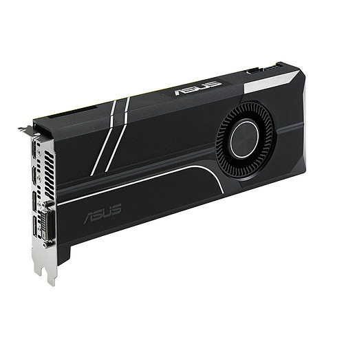 ASUS GeForce GTX 1060 TURBO-GTX1060-6G pas cher