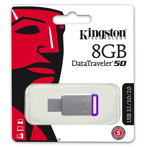 Kingston DataTraveler 50 8 Go pas cher