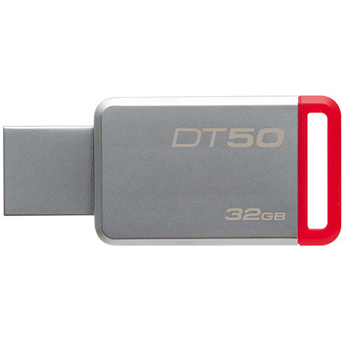 Kingston DataTraveler 50 32 Go pas cher