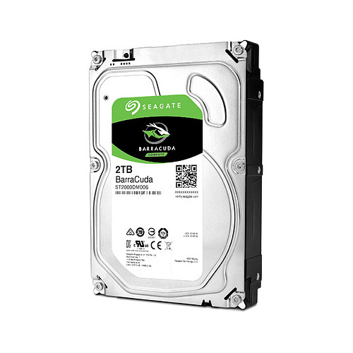 Seagate BarraCuda 2 To (ST2000DM006) pas cher
