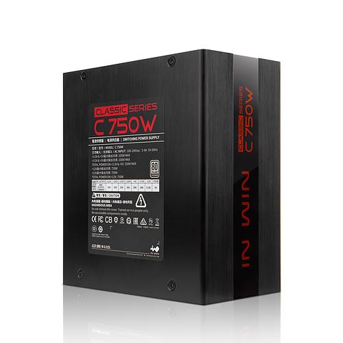 IN WIN Classic Series C 750W 80PLUS Platinum pas cher