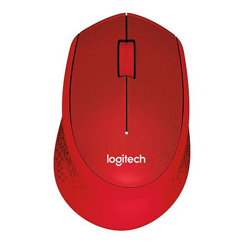 Logitech M330 Silent Plus (Rouge) pas cher
