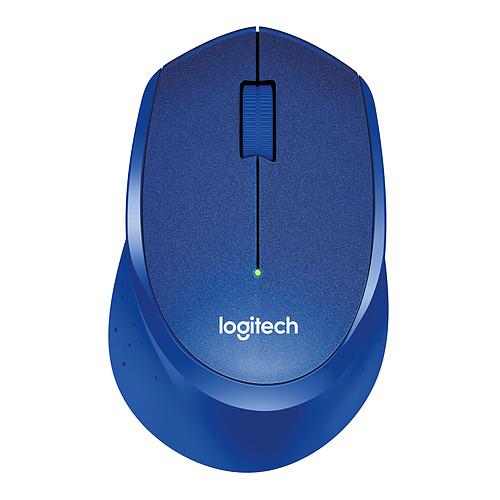 Logitech M330 Silent Plus (Bleu) pas cher