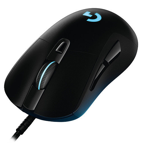 Logitech G403 Prodigy Wired Gaming Mouse pas cher