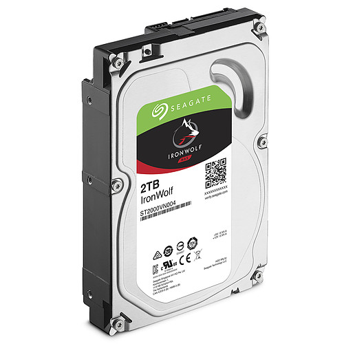 Seagate IronWolf 2 To pas cher