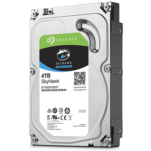 Seagate SkyHawk 4 To pas cher