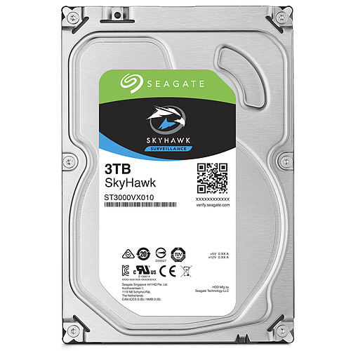 Seagate SkyHawk 3 To pas cher
