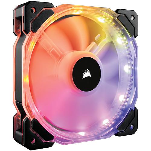 Corsair HD120 RGB LED High Performance with controller (par 3) pas cher