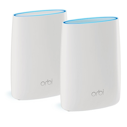 Netgear Orbi Pack routeur + satellite (RBK50-100PES) pas cher