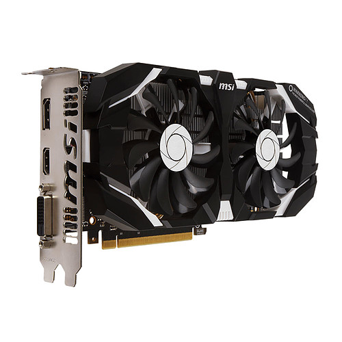 MSI GeForce GTX 1060 6GT OCV1 pas cher