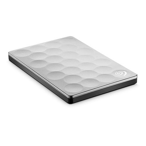 Seagate Backup Plus Ultra Slim 1 To Platine (USB 3.0) pas cher