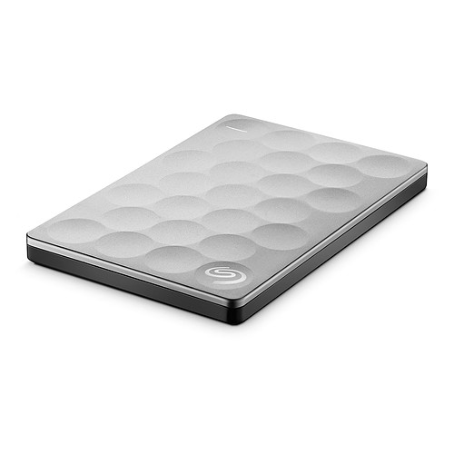 Seagate Backup Plus Ultra Slim 2 To Platine (USB 3.0) pas cher