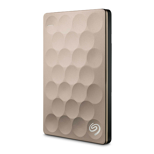 Seagate Backup Plus Ultra Slim 1 To Or (USB 3.0) pas cher