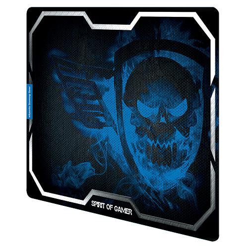 Spirit of Gamer Smokey Skull Bleu pas cher