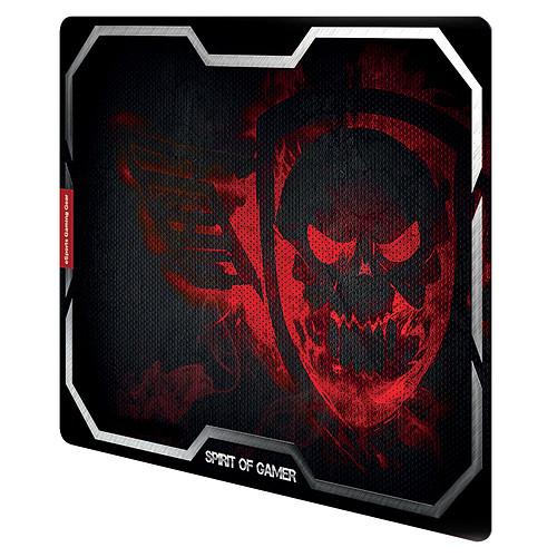 Spirit of Gamer Smokey Skull Rouge pas cher